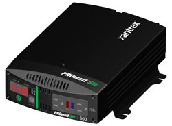Xantrex - 806-1206 - Xantrex PROwatt SW 600 DC-to-AC Power Inverter - Input Voltage: 12 V DC - Output Voltage: 127 V AC, 5 V DC - Continuous Power: 600 W