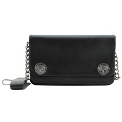 Other - CW6NPH - 6 Leather Wallet with 12 Chain