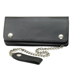Other - CW7PH - 7.75 Leather Wallet with 12 Chain