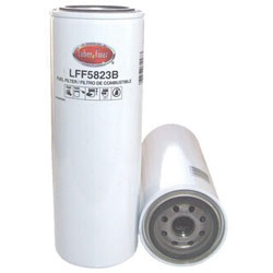 Champion Labs - LFF-5823 - Spin-On Fuel Filter - Cat Engine