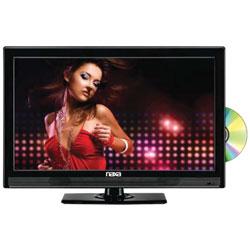 Naxa - NTD-1952 - Naxa NTD-1952 19 TV/DVD Combo - HDTV - 16:9 - 1366 x 768 - 720p - LED - ATSC - NTSC - HDMI - USB