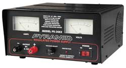 Pyramid Car Audio - PS26KX - Pyramid Gold PS26KX Proprietary Power Supply - 110 V AC Input Voltage - 1 Fans - External - 60% Efficiency - 300 W
