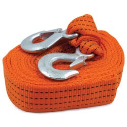 RoadPro - RP16141 - 15'x2 Tow Strap