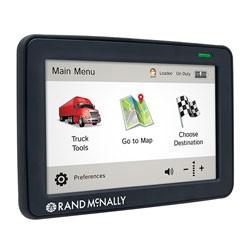 Rand McNally - TND525 - IntelliRoute TND(TM) 525 Truck GPS with 5 Screen