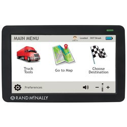 Rand McNally - TND730LM - IntelliRoute TND(TM) 730 LM Truck GPS with Lifetime Maps