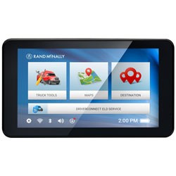 Rand McNally - TND740 - IntelliRoute TND(TM) 740 LM 7 GPS with Lifetime Map Updates
