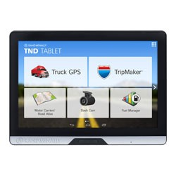 Rand McNally - TNDTABLET - 8 TND(TM) Tablet Truck GPS and Android Tablet
