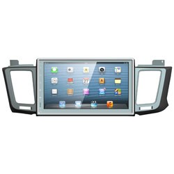 Concept Enterprises - TOYRAV10 - Dash Kit and Wire Harness Plug & Play for 2013-17 Toyota RAV 4