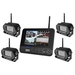Boyo - VTC700RQ4 - Rear View Camera System, 180 deg. Angle