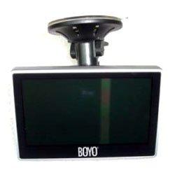 "Boyo - VTM4000 - BOYO VTM4000 4"" Digital Rearview Monitor"