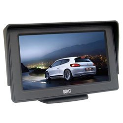 "Boyo - VTM4301 - BOYO VTM4301 4.3"" LCD Digital Panel Monitor"