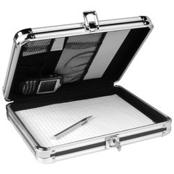 Vaultz - VZ00151 - Locking Storage Clipboard