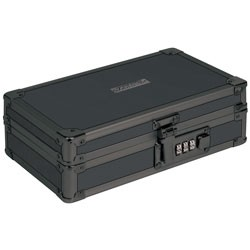 Vaultz - VZ00192 - Locking Personal Storage Box Tactical Black