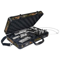 Vaultz - VZ00459 - Locking Gun Case Camo