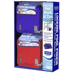 Vaultz - VZ00569 - Locking Pool Pouch Assortment Sidekick