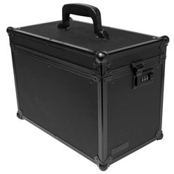 Vaultz - VZ03496 - Locking Ammo Tactical Box Black