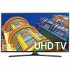 Samsung - UN50KU6300F - 50-Inch 4K Ultra HD Smart LED TV