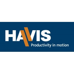 Havis - GSM32000 - Havis Bolt - Carriage Bolt - 0.75 - Black
