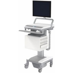 Humanscale - T7BENE-5PXX00 - Humanscale T7 Point-of-Care Technology Cart