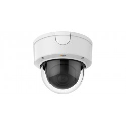 Axis Communication - 0743-001 - AXIS Q3615-VE Surveillance Camera - Color - 1920 x 1080 - Cable - Dome