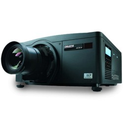 Christie Digital Systems - 118-011103-02 - HD10K-M 3-DLP, 1080P, 10000 ANSI lm(11000 Center), dual 350W lamps, 55lbs -- no lens