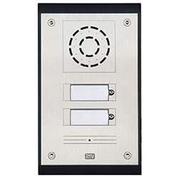 2N Telecommunications - 9153102 - 2N Helios IP UNI - 2 buttons