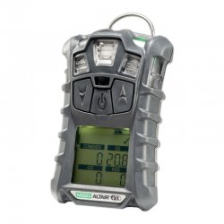 MSA - 10107603 - Multi-Gas Detector, 4 Gas, -4 to 122F, LCD