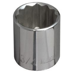 Klein Tools - 65705 - Klein Tools 3/8' Drive - 11/16' Standard 12-Point Socket