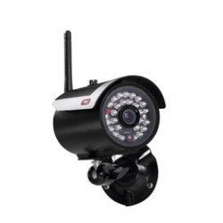 ABUS - 16010 - 16010 Wireless Ir Camera F/7'set