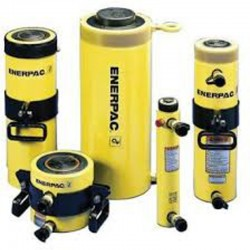 Enerpac - RRH3010 - 30 tons Double Acting Hollow Steel Hydraulic Cylinder, 10-1/8 Stroke Length