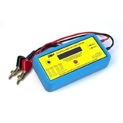 Act Meters - ACT 612 - ACT 612 6V/12V Lead Acid Intelligent Battery Tester - Voltage Monitor, Resistance Measure