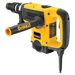 Dewalt - D25501K - DeWALT 12 A 490 RPM Corded SDS Max Combination Hammer Kit With 1 9/16' Chuck (Includes 360 Side Handle, Depth Rod, Users Guide And Heavy-Duty Kit Box), ( Each )