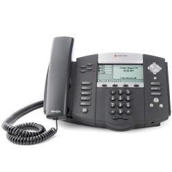 Polycom - 2200-12550-025 - Polycom SoundPoint IP 550 IP Phone - 2 x RJ-45 10/100Base-TX , 1 x RJ-45 10/100Base-TX PoE - 4Phoneline(s) - Desktop
