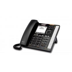 AT&T / VTech - VSP736 - VTech ErisTerminal VSP736 IP Phone - Wireless - DECT 6.0 - VoIP - Caller ID - Speakerphone - 2 x Network (RJ-45) - PoE Ports - SIP Protocol(s)