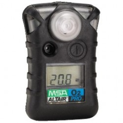 MSA - 10074137 - Gas Detector O2 Altair Single Gas
