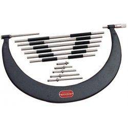 "L.S. Starrett - 53000 - 724lz-54 Tubular Bow Type Micrometer 48-54""range"