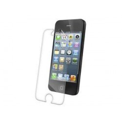 Zagg - APLIPHONE5S - invisibleSHIELD Apple iPhone 5 Screen Protector - iPhone