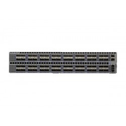 Arista Networks - DCS-7280SR-48C6-F - 7280r 48x10gbe Sfp+ & 6x100gbe Qsfp Switch Front To Rear Air 2x Ac