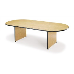 ABCO Office Furniture - COV-S-S-3672 - 36 X 72 OVAL TABLE (Each)