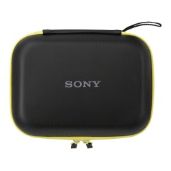 Sony - LCMAKA1 - Sony LCM-AKA1 Carrying Case for Camcorder, Accessories - Black - Water Resistant, Shock Proof - Polyurethane - Hand Strap - 3 Height x 9.1 Width x 6.7 Depth