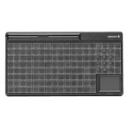 Cherry - G8663401EUADAA - Spos, Blk, Rowscols, Tchpd, Usb, 130key All Prog/releg, Ip54