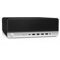 Hewlett Packard (HP) - W6K80US#ABA - Prodesk 600 G2 Sff I7-6700 3.4g 8gb 500gb Dvdrw W10p6 Dg76 64bit