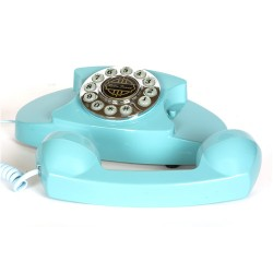 Paramount Phones - PRINCESS-BL - 1959 Princess Phone Blue