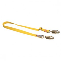 Miller / Honeywell - 6YRLS/6FTBR - 6' Pole Safety Strap With Tongue Buckle