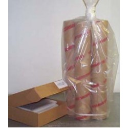 Aargus Plastics - AA4056CL - TRASH BAGS 40X 56 X 1.5MIL (Case of 100)