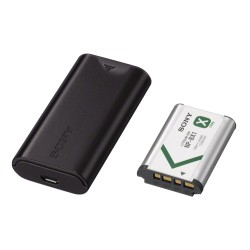 Sony - ACC-TRDCX - Travel DC Charger Kit