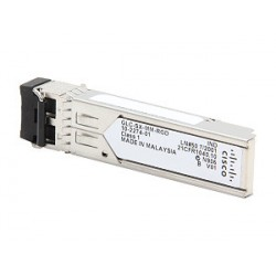 Cisco - GLC-SX-MM-RGD= - Cisco 1000BASE-SX SFP (mini-GBIC) - 1 x 1000Base-SX