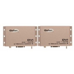 Gefen - EXT-DVI-1CAT6-GI - Extends a dvi source upto 132 feet (40m) using Cat6 cable