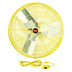 Greenheck Fan - 1VCH5 - Fan Industrial 2 Speed Yellow 9375 Cfm 1/2 Hp 115 V Grainger Industrial Supply, Ea