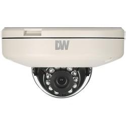 Digital Watchdog - DWC-MF21M4TIR - Megapix Flat Dome Camera 2.1mp Vandal 4.0mm Lens, Tdn 12x Digital Zoom, Poe